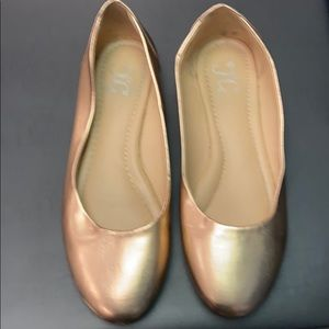 CG Shoe, Color Bronze